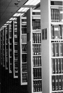 Dental Library Research Stacks